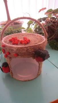Птичкин домик