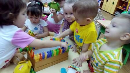 Дидактическая игра  для детей раннего возраста