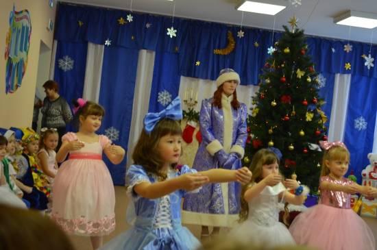 Фотоотчет новогоднего мероприятия