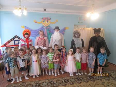 Сценарий весеннего праздника для детей 2 младшей группы с участием родителей