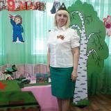 Елисеева Елена Ивановна