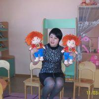 Сергеева Анастасия Александровна